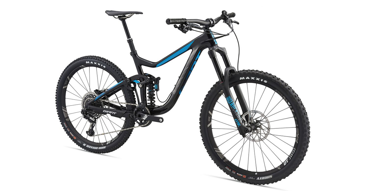 Giant Reign Advanced 0 Carbon