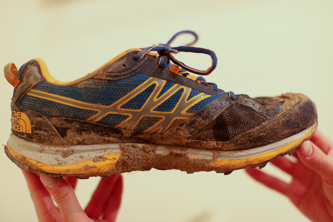Cleaning Training Shoes