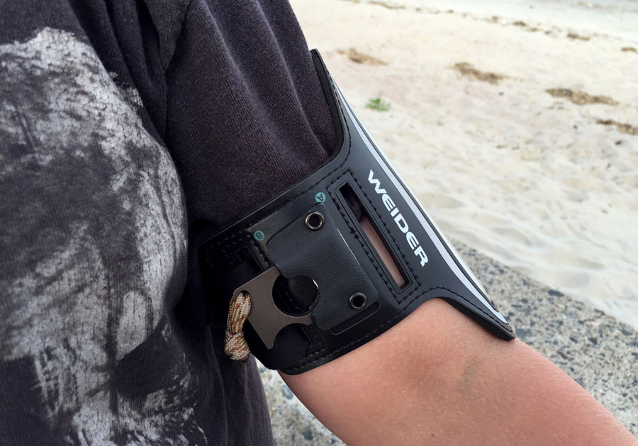 A Self Defense Knife For Runners Gear Institute