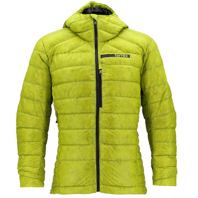 Terrex Climaheat Agravic Down Hooded Jacket AY4574 101