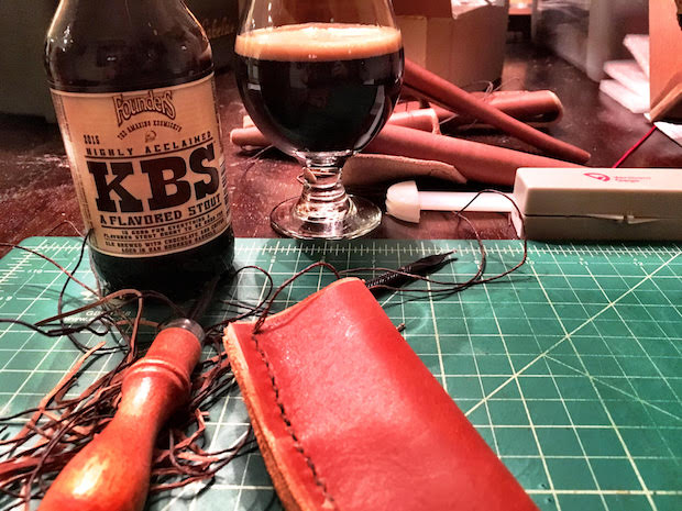 Founders Brewing KBS