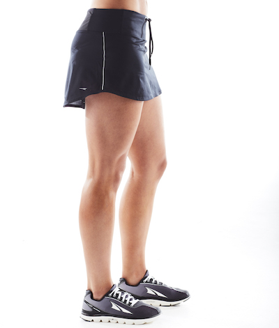 Altra Apparel Performance Skirt Womnes Model Side
