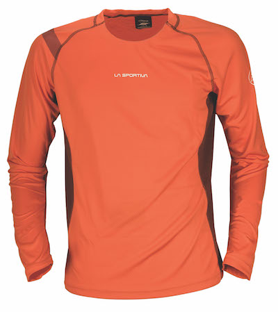 Hero Long Sleeve M flame J37FL