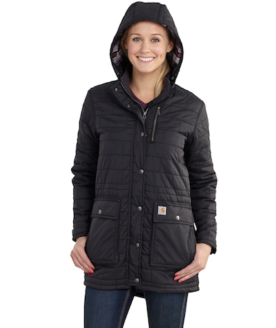 Carhartt Amoret Quilted Coat