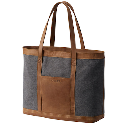 Sorel Working Tote Wool