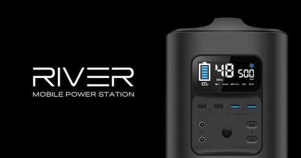 Gear Review Ecoflow River Portable Power Station Gear