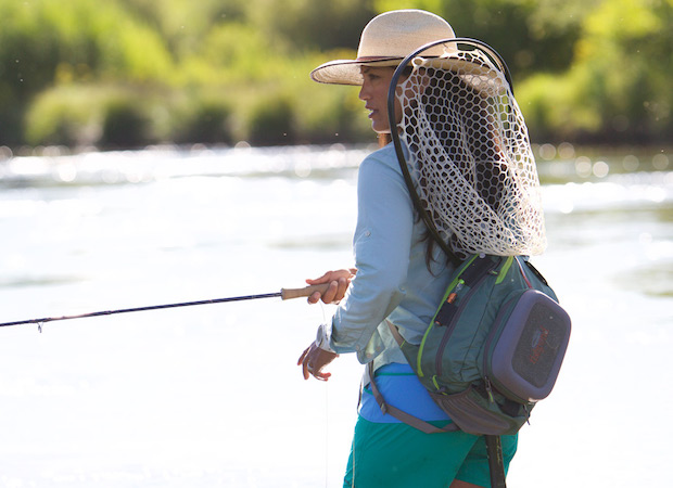 Perfect new packs for spring fly fishing gear institute for Fishing gadgets 2017