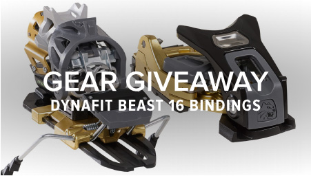 Win a pair of Dynafit Beast 16 Bindings